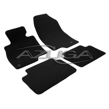 Auto Fußmatten Velours für Mazda 6 Kombi ab 2013