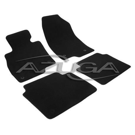 Auto Fußmatten Velours für Mazda 6 Limousine ab 2013