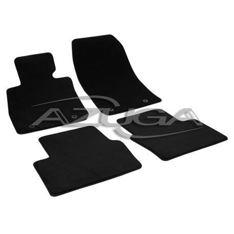 Auto Fußmatten Velours für Mazda CX-3 ab 2015