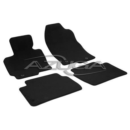 Auto Fußmatten Velours für Mazda CX-5 ab 2012