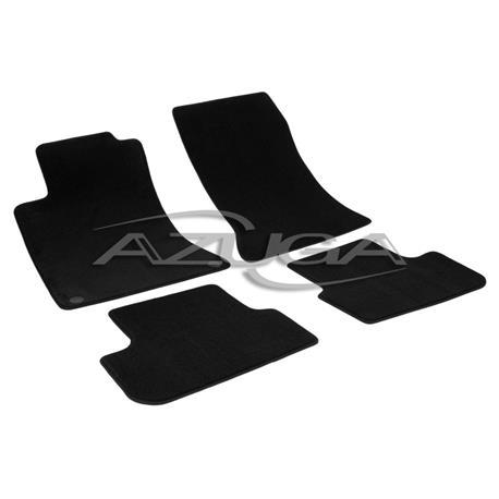 Auto Fußmatten Velours für Mercedes B-Klasse ab 11/2011-2018 (W246)