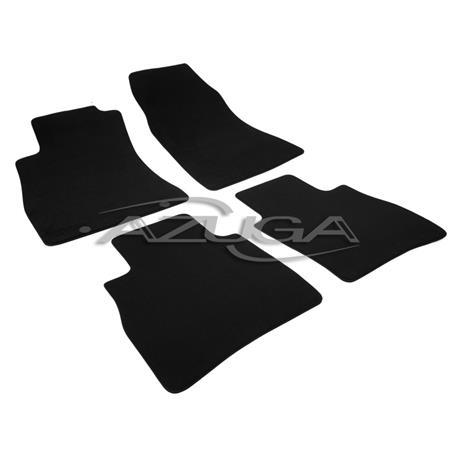 Auto Fußmatten Velours für Nissan Pulsar ab 2014