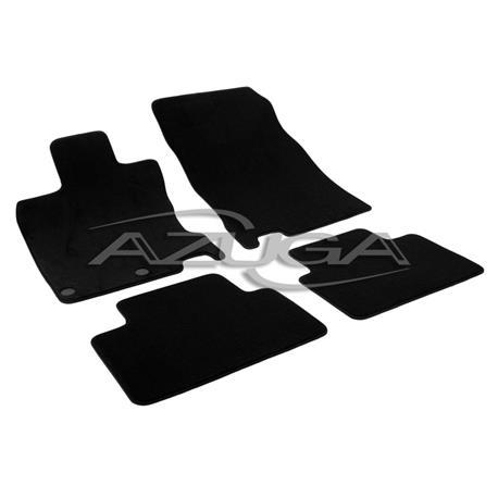 Auto Fußmatten Velours für Nissan Qashqai ab 2014 (J11)