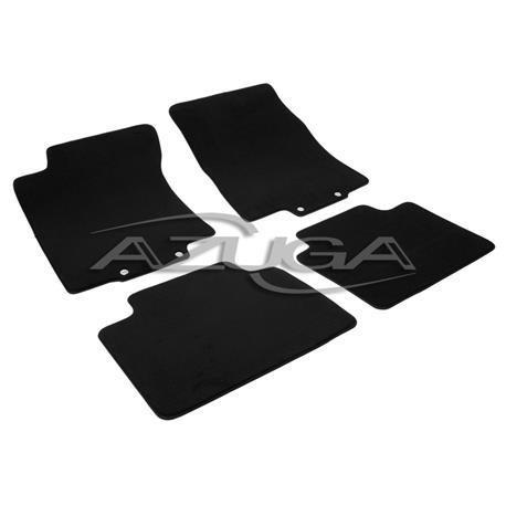 Auto Fußmatten Velours für Nissan X-Trail (T32) ab 7/2014