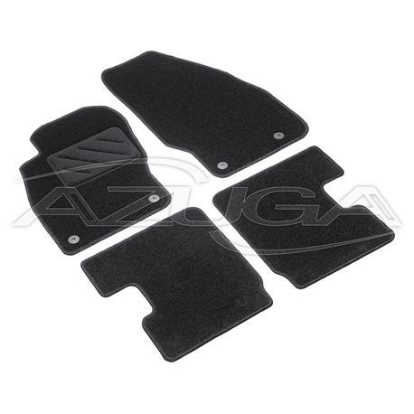 Textil-Fußmatten für Opel Adam ab 2013