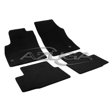 Auto Fußmatten Velours für Opel Astra K ab 2015