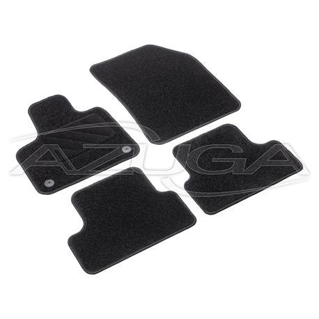 Textil-Fußmatten für Opel Grandland X ab 2017/Peugeot 3008 ab 10/2016