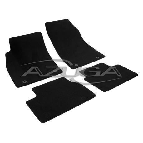 Auto Fußmatten Velours für Opel Insignia Limousine/Sports Tourer ab 2008