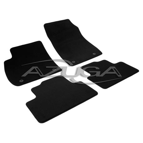 Auto Fußmatten Velours für Opel Zafira Tourer ab 2012-2019