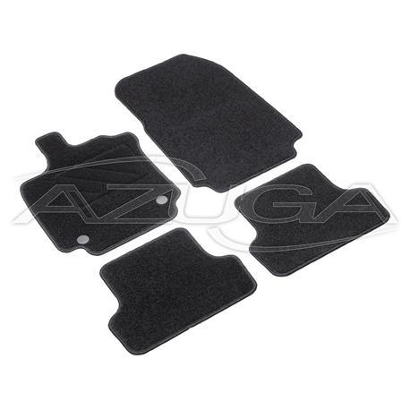 Textil-Fußmatten für Renault Captur ab 6/2013