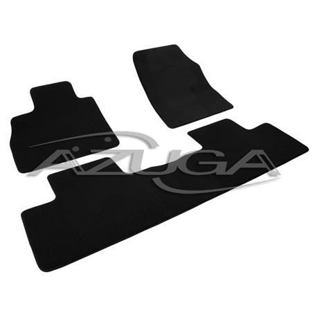 Auto Fußmatten Velours für Renault Scenic IV/Grand Scenic IV ab 2016