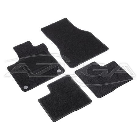 Textil-Fußmatten für Renault Twingo III ab 9/2014