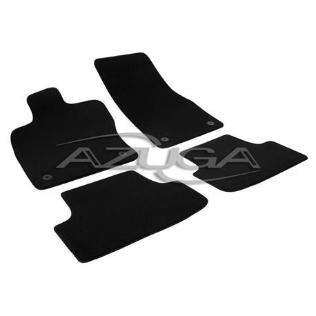 Auto Fußmatten Velours für Seat Ateca ab 2016