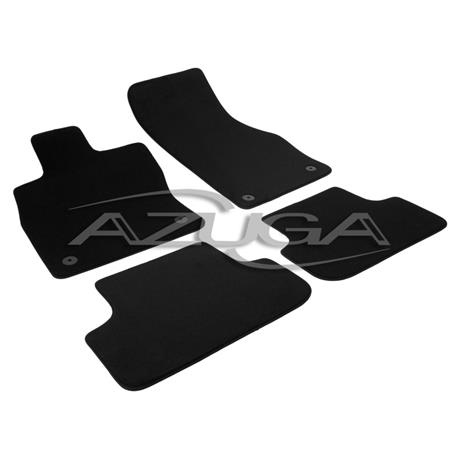 Auto Fußmatten Velours für Seat Leon ab 12/2012