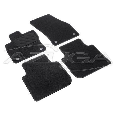 Textil-Fußmatten für Seat Tarraco ab 2019/Skoda Kodiaq ab 2017/VW Tiguan Allspace ab 9/2017