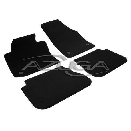 Auto Fußmatten Velours für VW Caddy (Life)/Caddy Maxi ab 12/2007