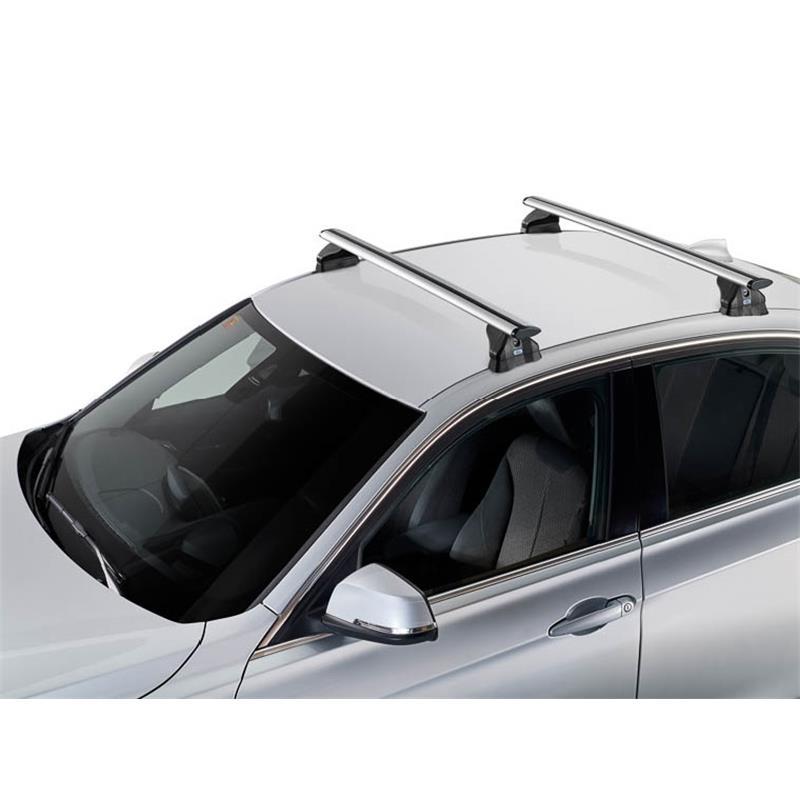 Dachträger Airo FIX Aluminium für Mercedes B-Klasse ab 11/2011-2018 (W246)