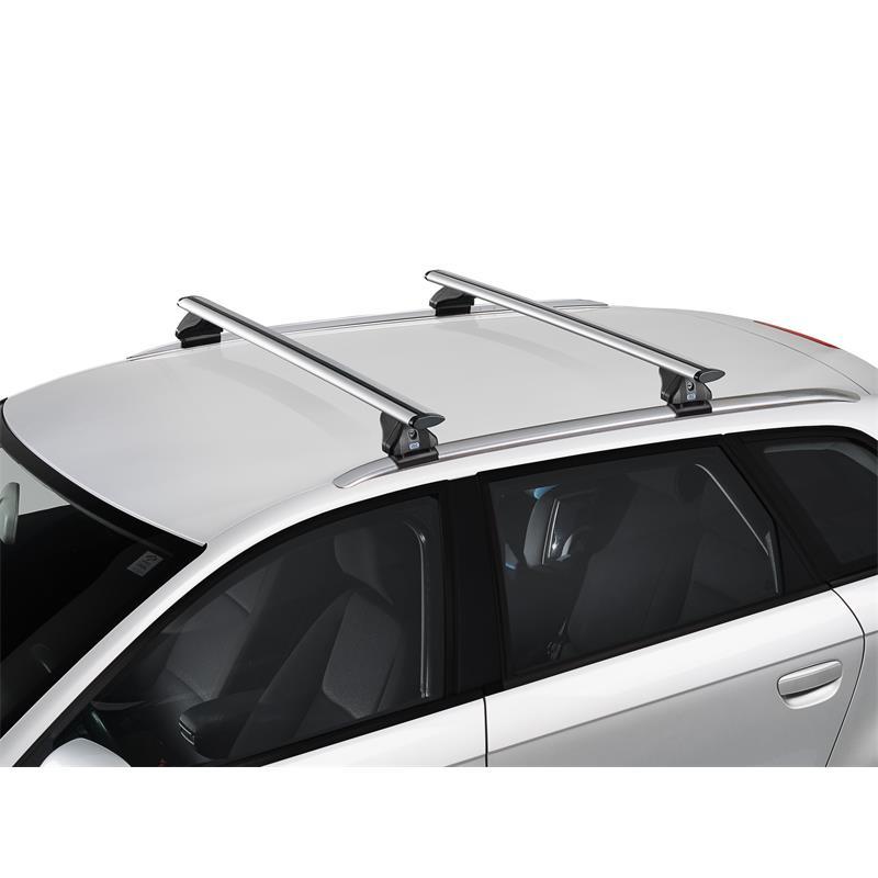 Dachträger CRUZ Airo für Peugeot 5008 mit flacher Reling ab 6/2017