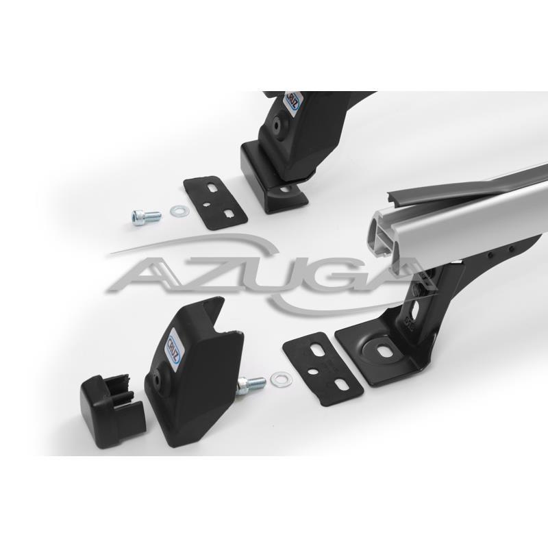 Aluminium-Dachträger für VW Caddy/Caddy Maxi ab 9/2010