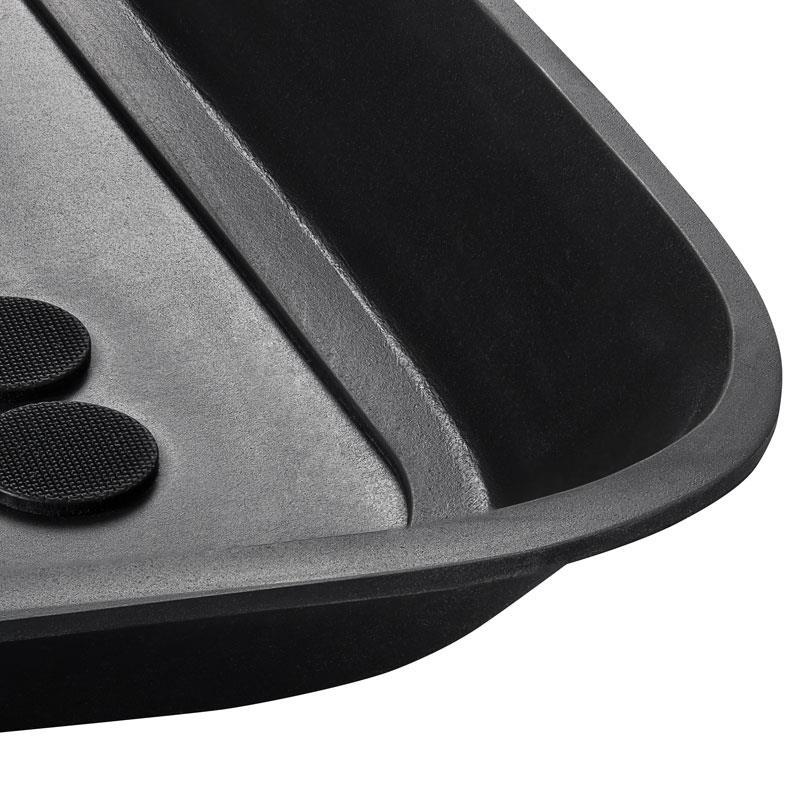 Hohe Gummi-Fußmatten für Subaru Legacy/Outback ab 9/2009 4-tlg.
