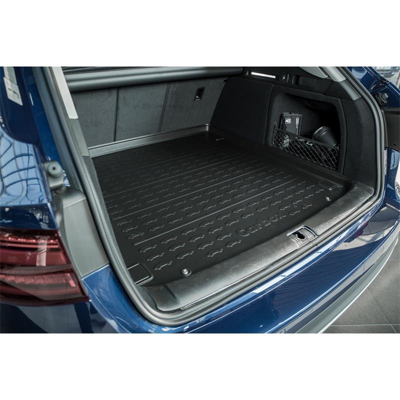 Kofferraumwanne für Audi A4 Avant ab 2015 (B9/8W) Carbox Form 201477000