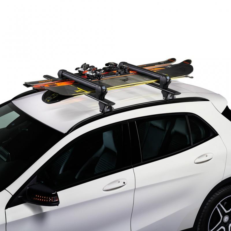 CRUZ Ski-Träger/Snowboard-Träger bis 6 Paar Ski (abschließbar)