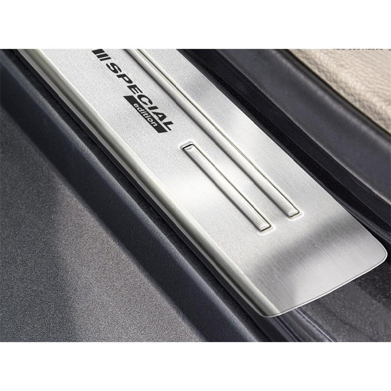 Einstiegsleisten aus Edelstahl für BMW X5 ab 2012 (F15)
