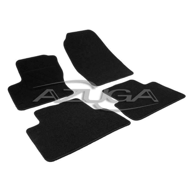 Textil-Fußmatten für Ford C-Max/Grand C-Max ab 10/2010