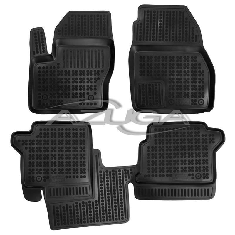 Carbox FLOOR Fußraumschale Gummimatten Fußmatten Honda CR-V hinten durchgehend