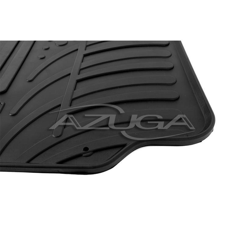 Gummi-Fußmatten für Alfa Romeo 159/159SW ab 2005
