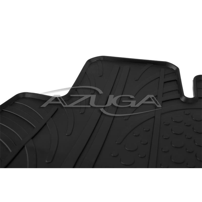Gummi-Fußmatten für Alfa Romeo Mito ab 2008