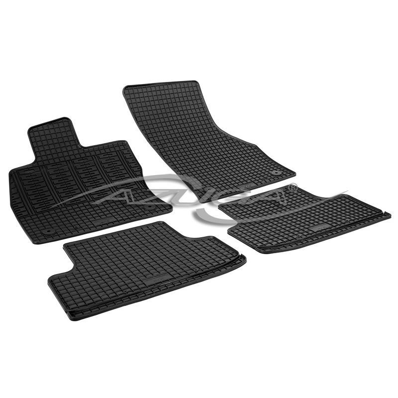 Gummi-Fußmatten für Audi A3 ab 2012 (Typ 8V)/Seat Leon (5F)/VW Golf 7