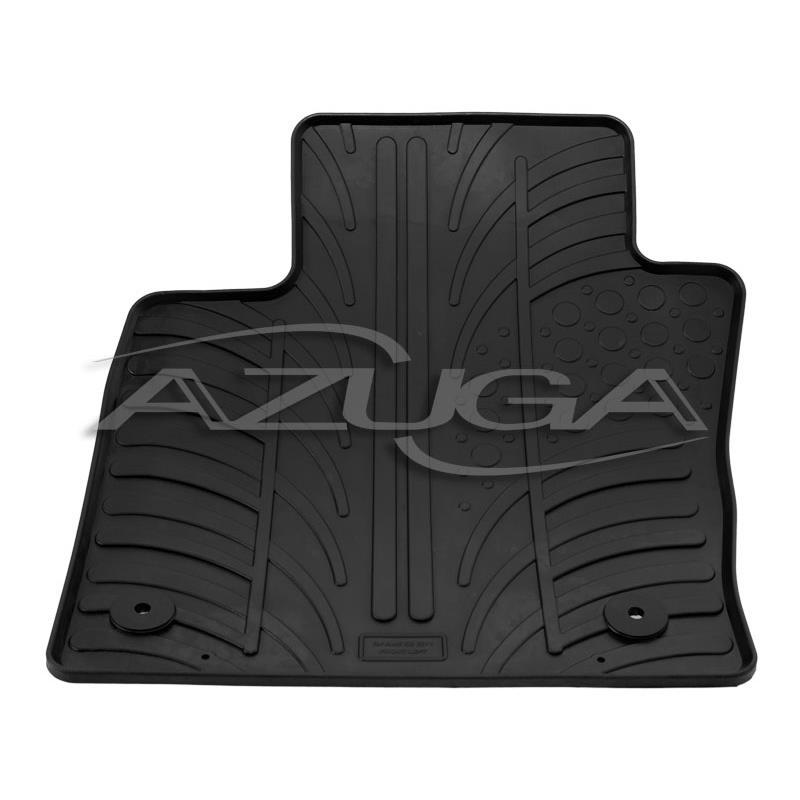 Gummi-Fußmatten Audi Q3 ab 10//2011 Gummimatten