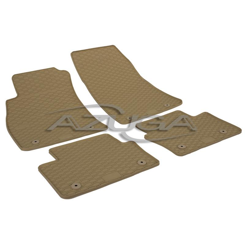 Gummi-Fußmatten für Opel Insignia/Insignia ST ab 2008