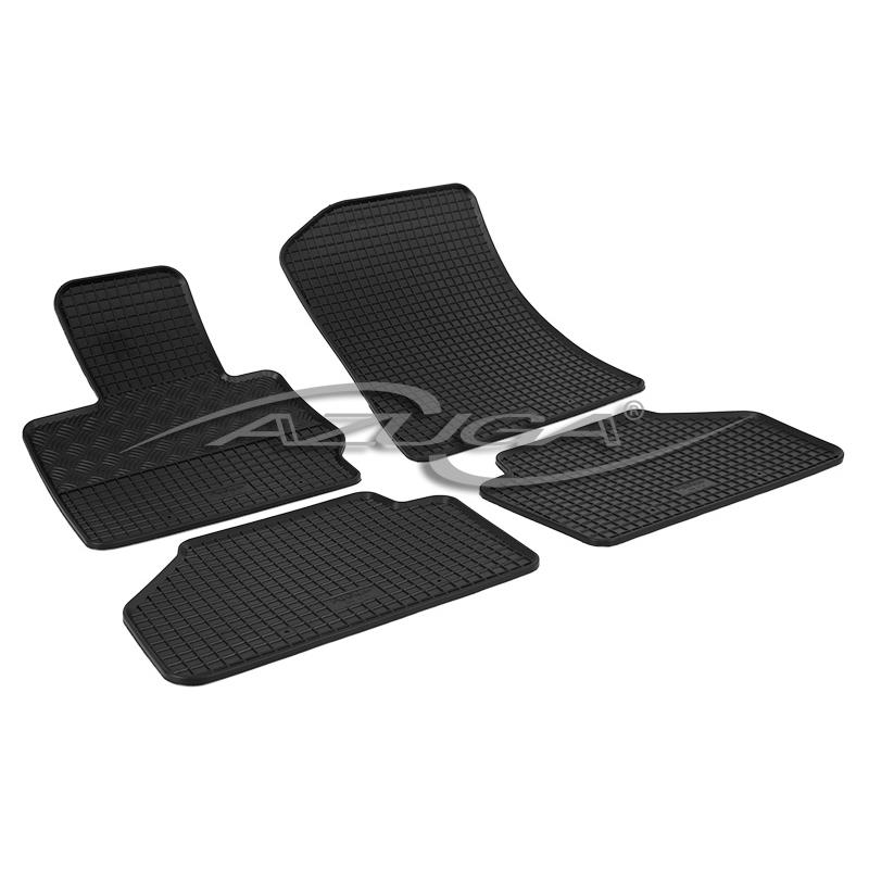 Gummi-Fußmatten für BMW X3 (F25) ab 11/2010/X4 (F26) ab 2014