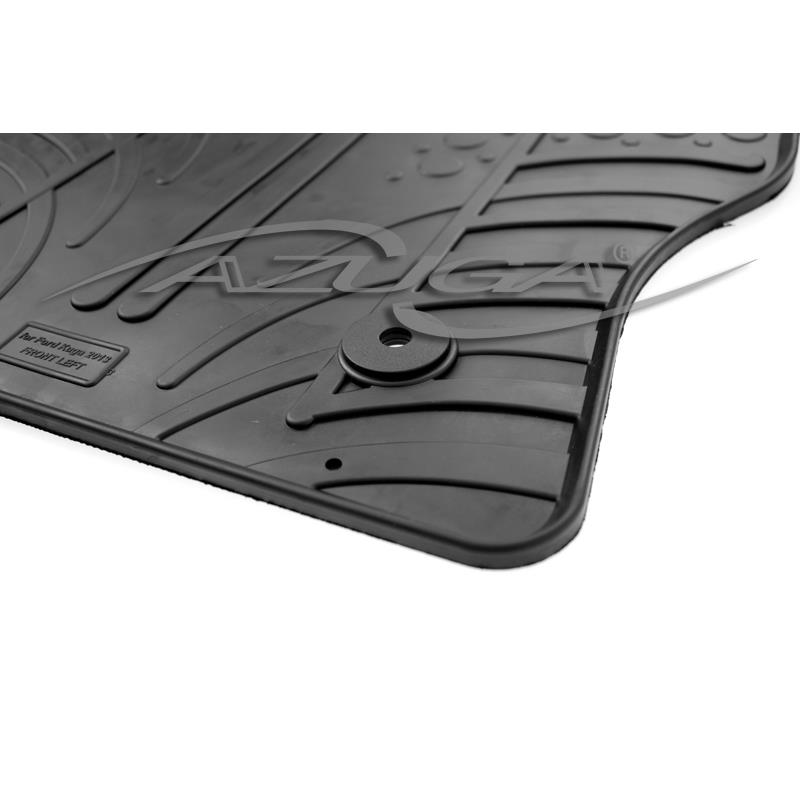 gummi fu matten f r ford kuga ii ab 3 2013 azuga. Black Bedroom Furniture Sets. Home Design Ideas