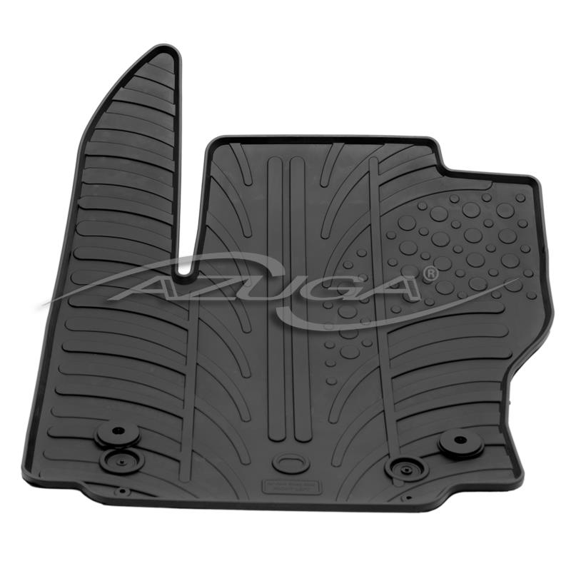 Gummi-Fußmatten für Ford S-Max/Galaxy ab 9/2012-8/2015