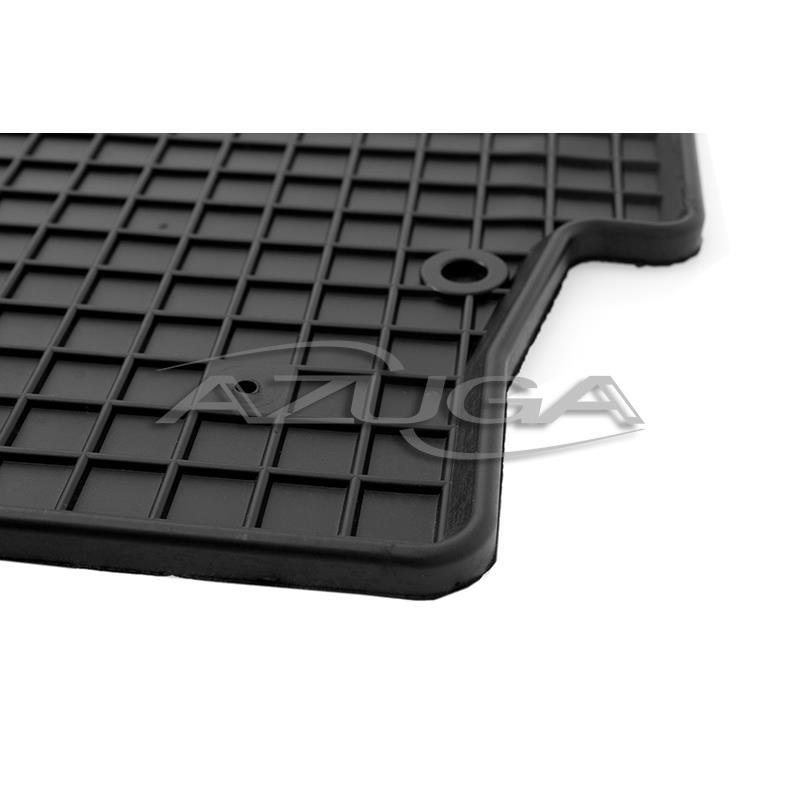 Gummi-Fußmatten für Renault Captur ab 2013