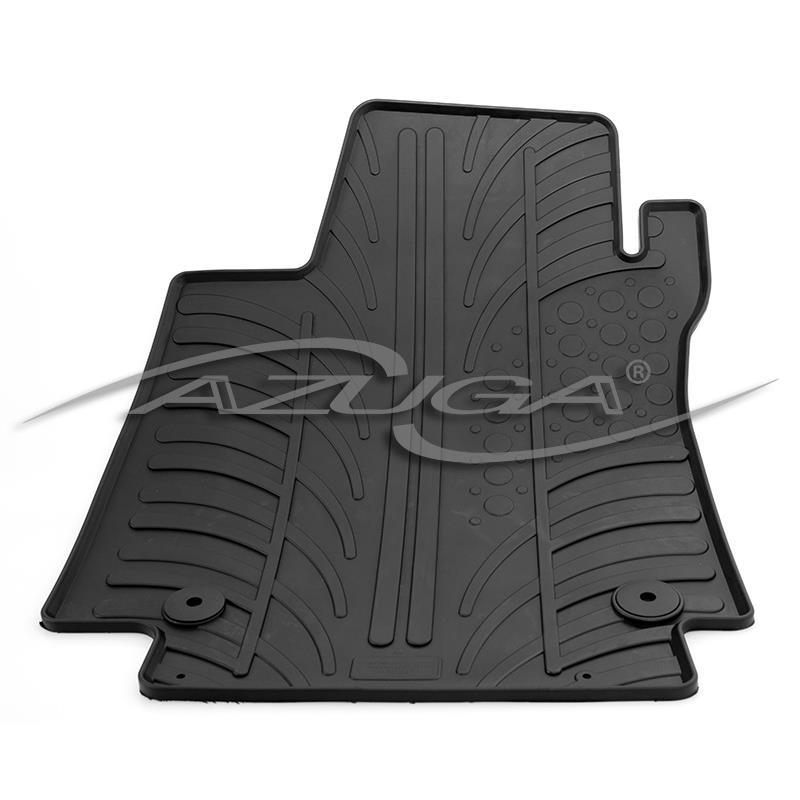 Gummi-Fußmatten für Renault Clio ab 11/2012 (X98)/Renault Captur