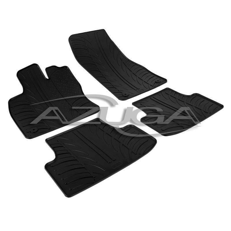 gummi fu matten f r seat ateca ab 2016 azuga. Black Bedroom Furniture Sets. Home Design Ideas