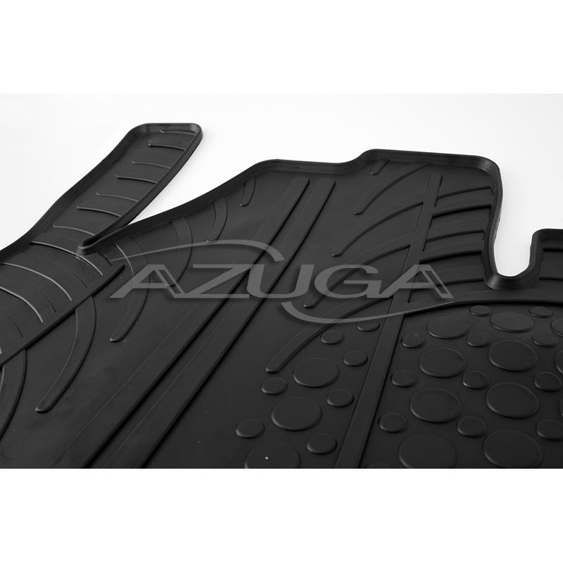 Gummi-Fußmatten für Skoda Fabia III ab 11/2014 (Typ NJ)