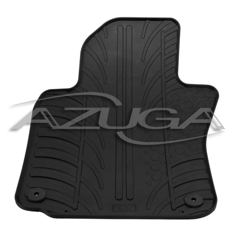Gummi-Fußmatten für VW Golf 5 ab 2003/Golf 6 ab 2008