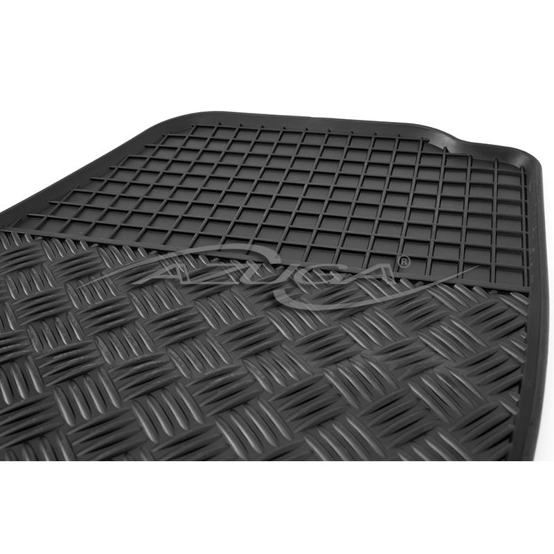 Gummi-Fußmatten für VW Polo 9N/9N3 ab 2002-6/2009