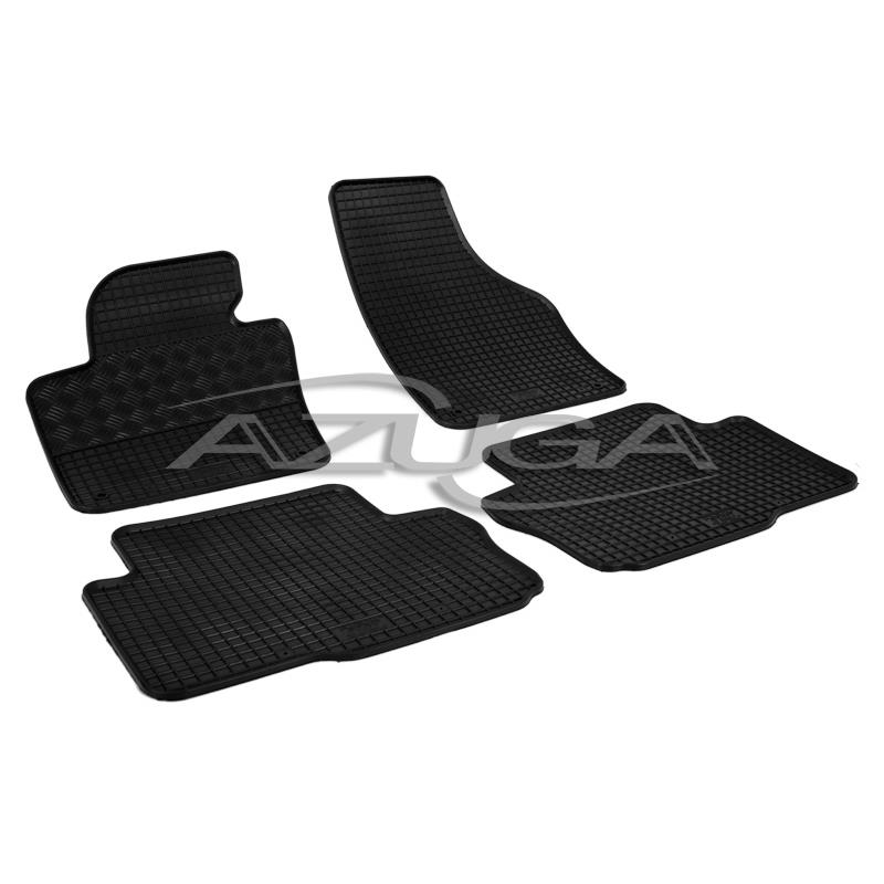 gummi fu matten f r seat alhambra vw sharan ab 2010 4. Black Bedroom Furniture Sets. Home Design Ideas