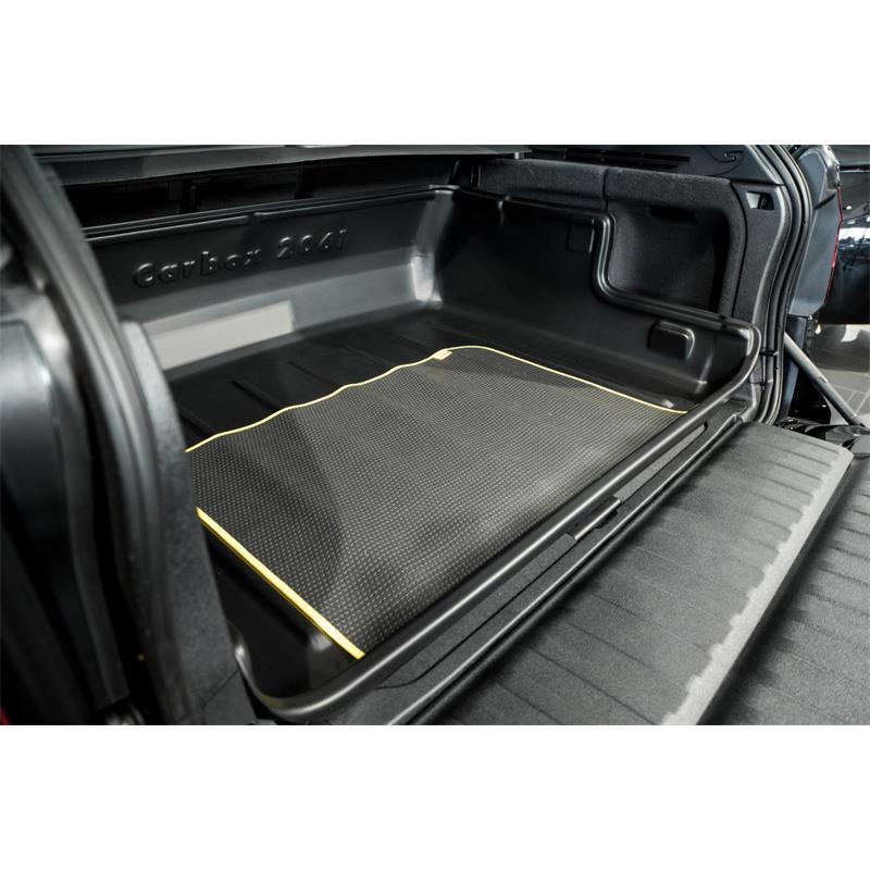 Kofferraumwanne für BMW X5Typ F15Bj 2013-2018passgenau mit Rand 0530