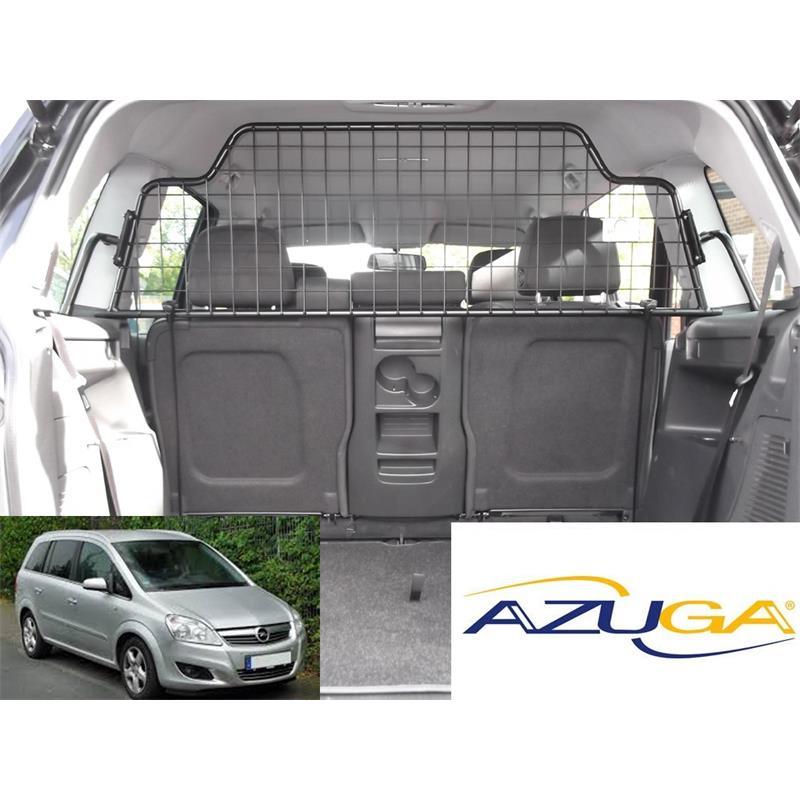 Gummi Fußmatten Gummimatten Auto-matten passend für Opel Zafira B Zafira B Van