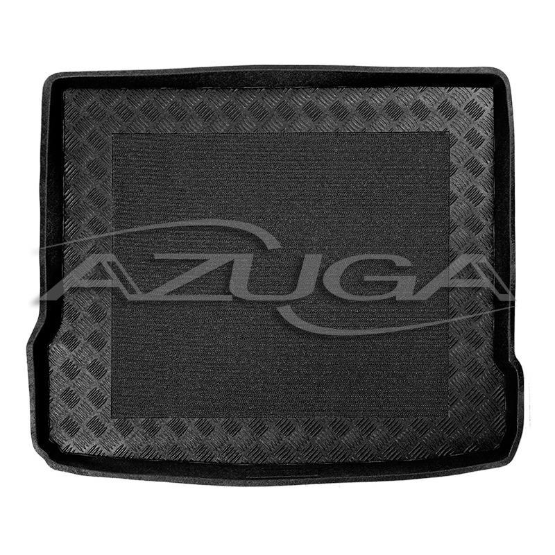 Kofferraumwanne mit Anti-Rutsch für Audi Q3 mit Notrad