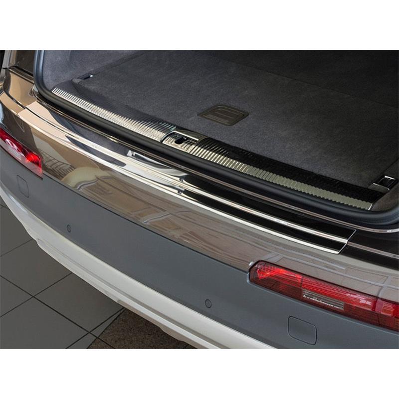 Ladekantenschutz Edelstahl für Audi Q7 ab 6/2015 (4M)