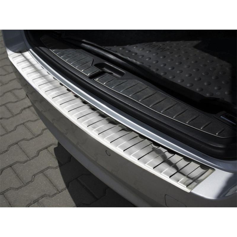 Ladekantenschutz Edelstahl für BMW 5er Touring (F11) ab 5/2010