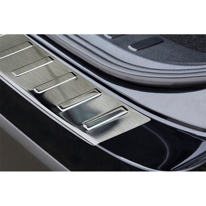 Ladekantenschutz Edelstahl für BMW X1 (E84) ab 7/2012-9/2015 (Facelift)